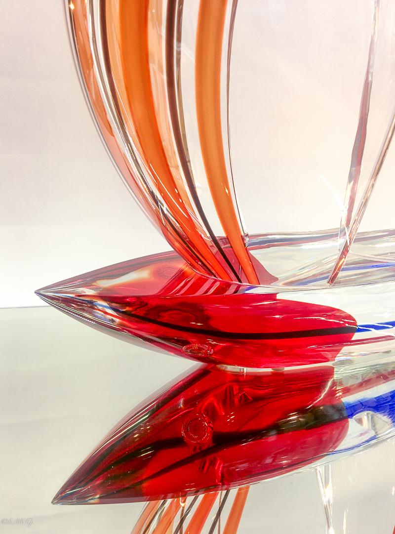 Murano Glass sailboat