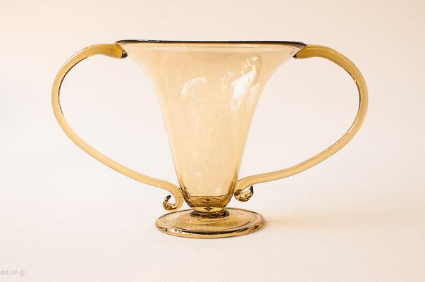 Libellula in vetro di Murano