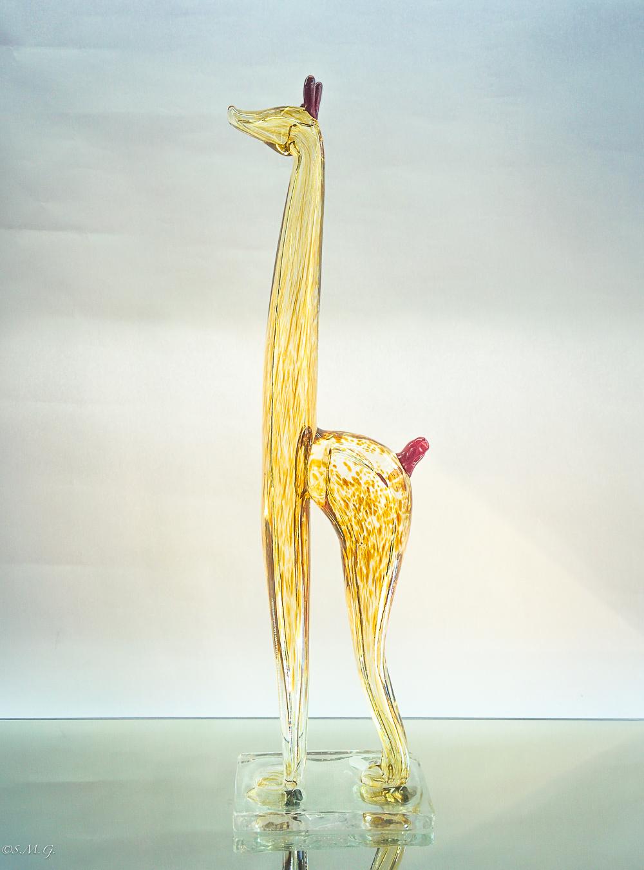 Murano Glass giraffe