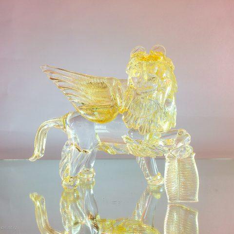 Murano Glass St. Murano Glass St. Mark's lionsMark's lion
