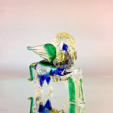 Murano Glass St. Mark's lion