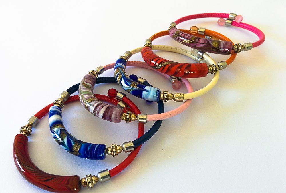 Series of bracelet Fenicio collection