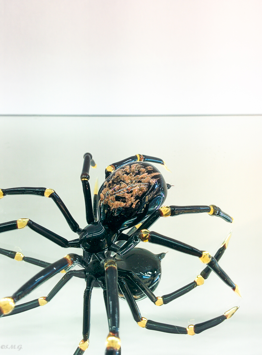 Murano Glass spider