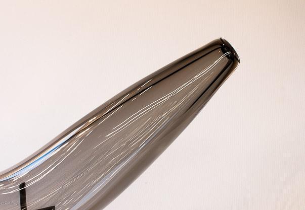 Details of Murano Glass horn