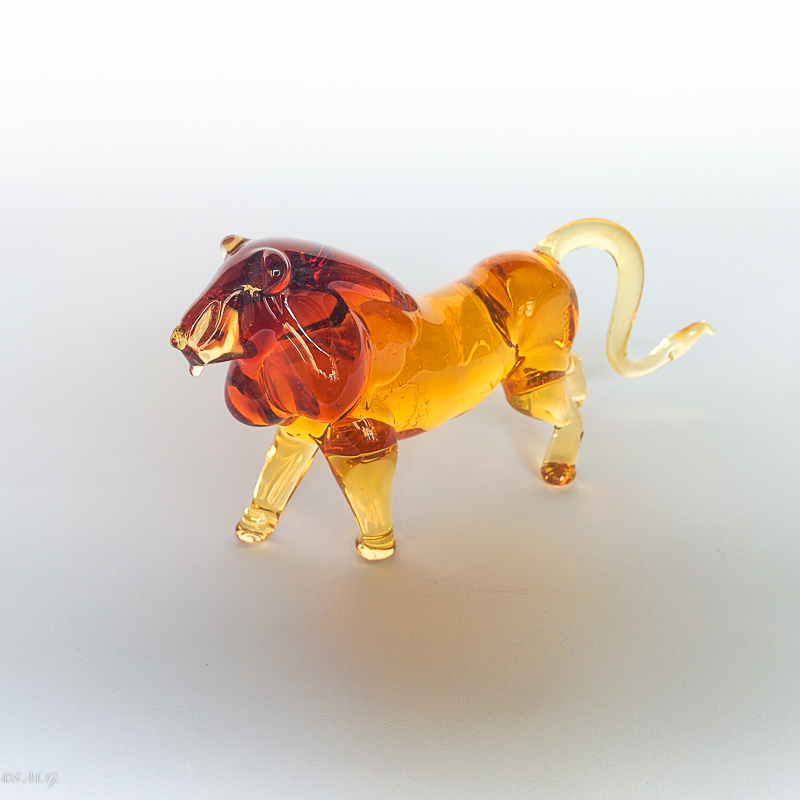 Murano Glass lion