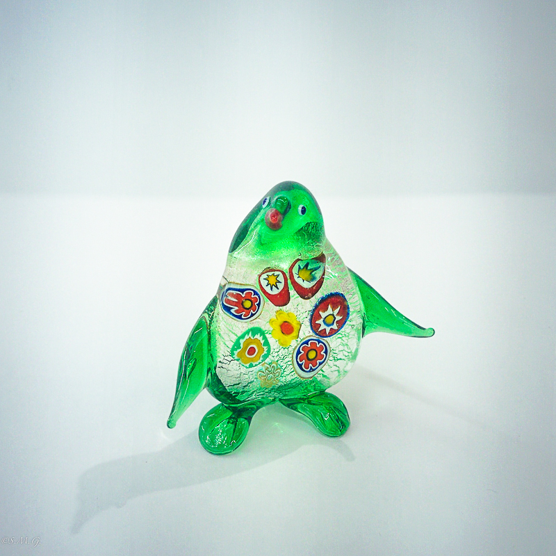 Murano Glass penguin