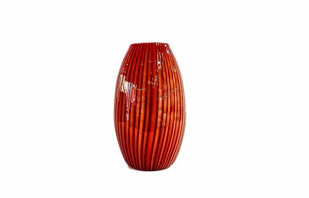 Red Vase Millerighe Collection
